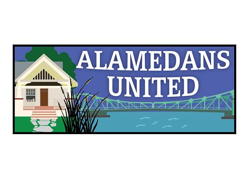 Alamedans United logo