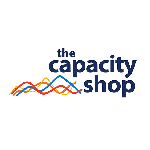 the capacity shop logo