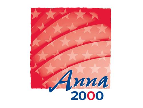 Anna Eshoo for Congress campaign logo