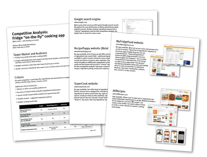 fridge raider competitive analysis