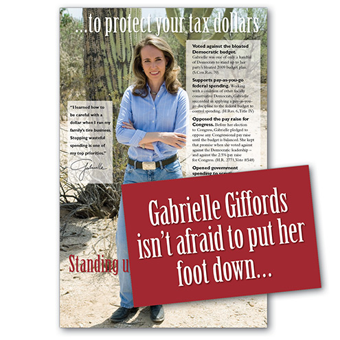 Gabrielle Giffords for congress