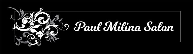 Paul Milina Salon logo