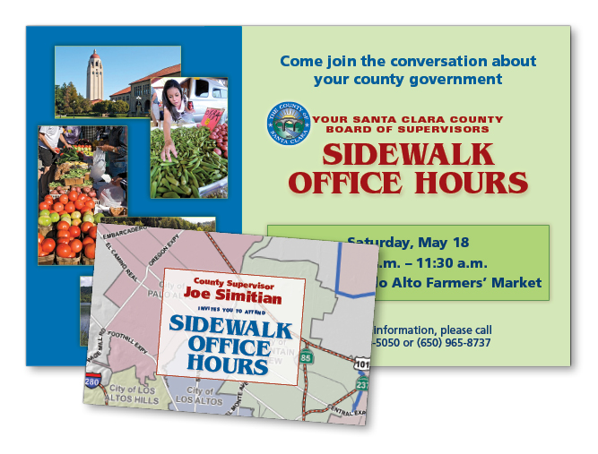 Sidewalk Office Hours Announcement