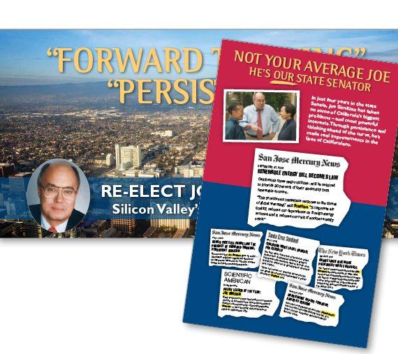 Simitian campaign brochure