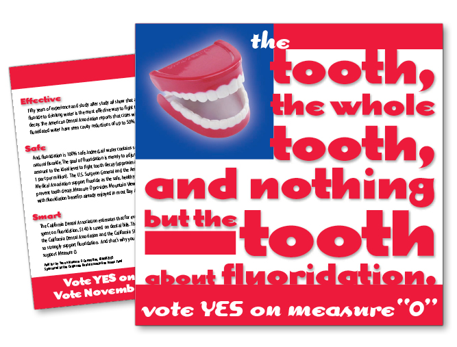 The Whole Tooth campaign